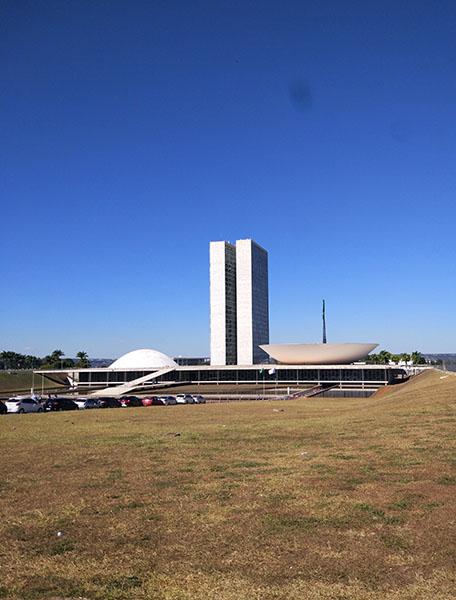 Congresso Nacional, em Brasilia