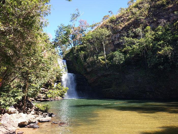 Cachoeira do Indaiá