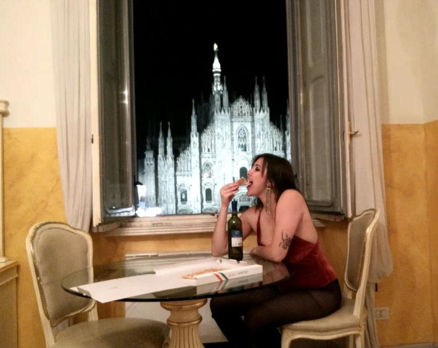 glamour apartments milano