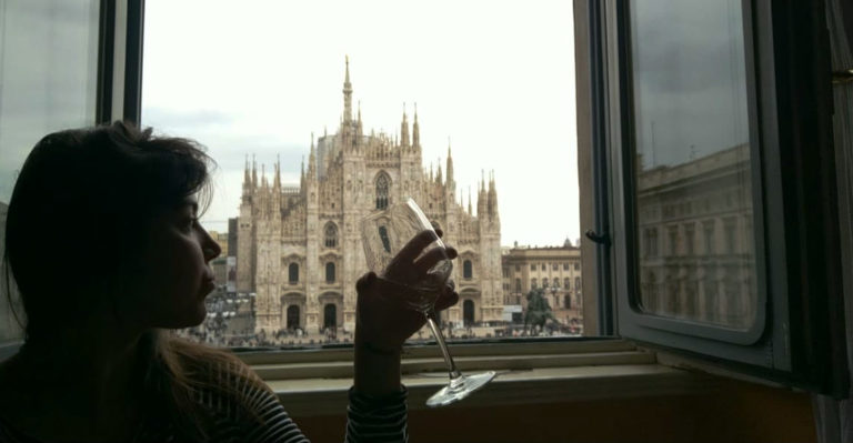Hospedada com a melhor vista de Milão