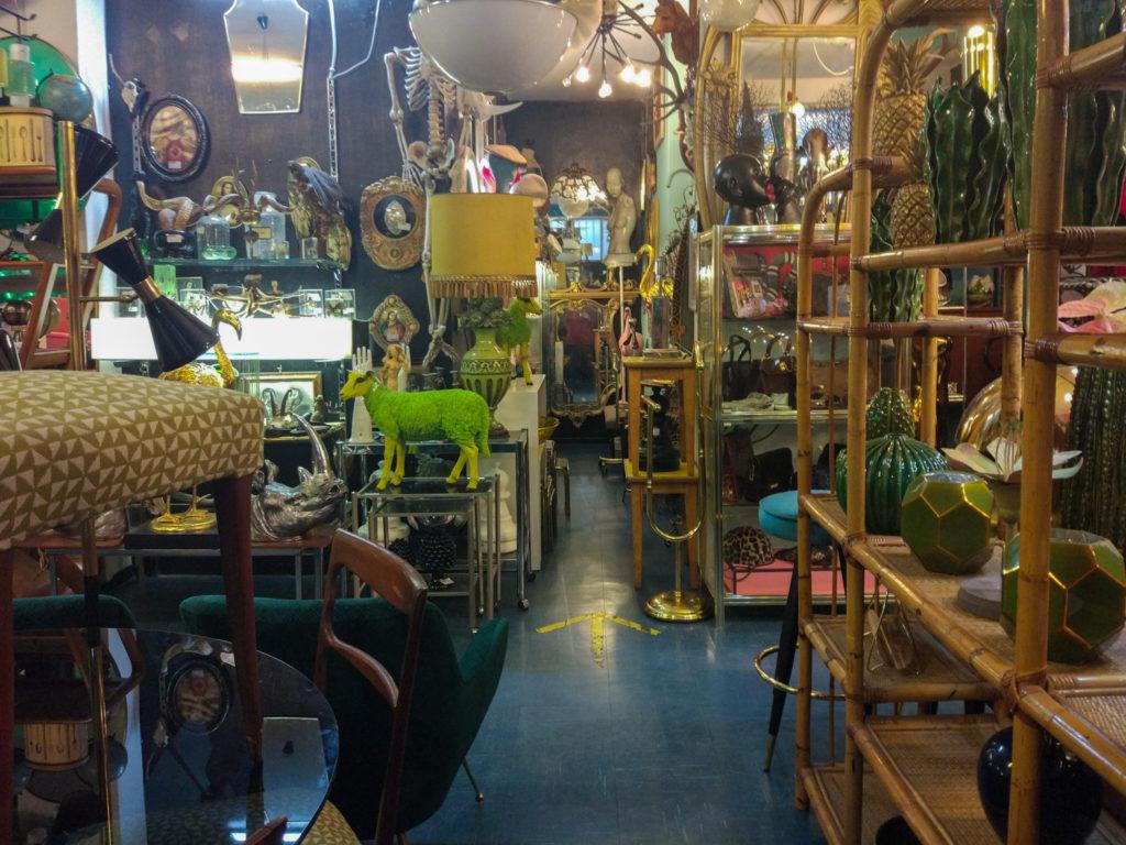 mercatino penelope loja em milao