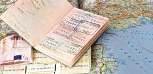 passaporte carimbos