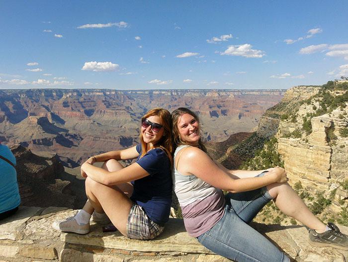 viajar sozinha grand canyon las vegas