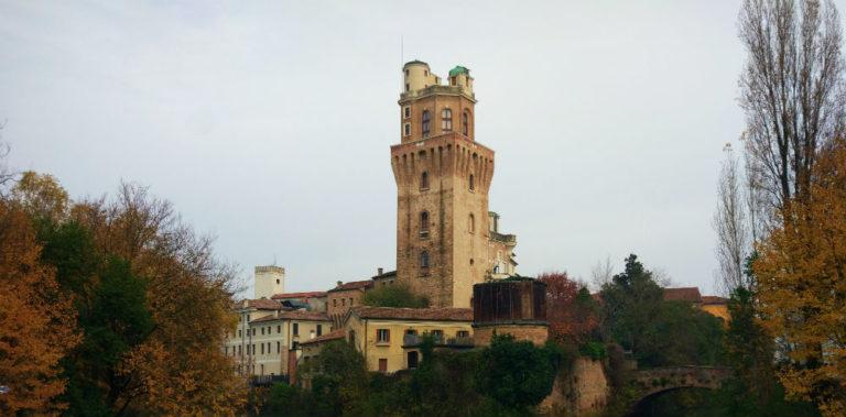 Dentro de um conto de fadas em Pádua, na Itália