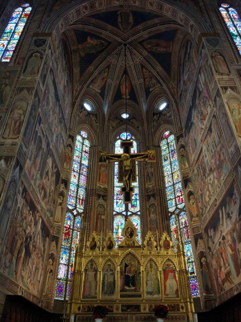 altar santa croce firenze