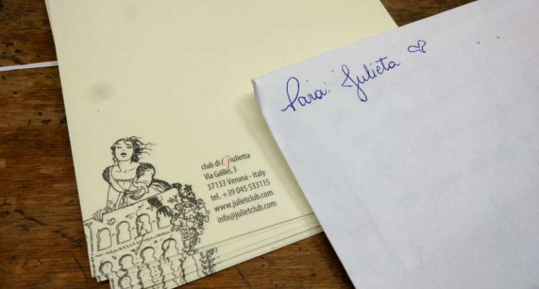 Respondendo Cartas para Julieta: como é participar do Club di Giulietta em Verona