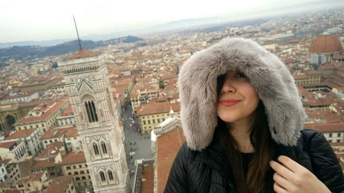 Mil degraus mais perto do céu: subi o Duomo e o Campanário de Florença em um dia