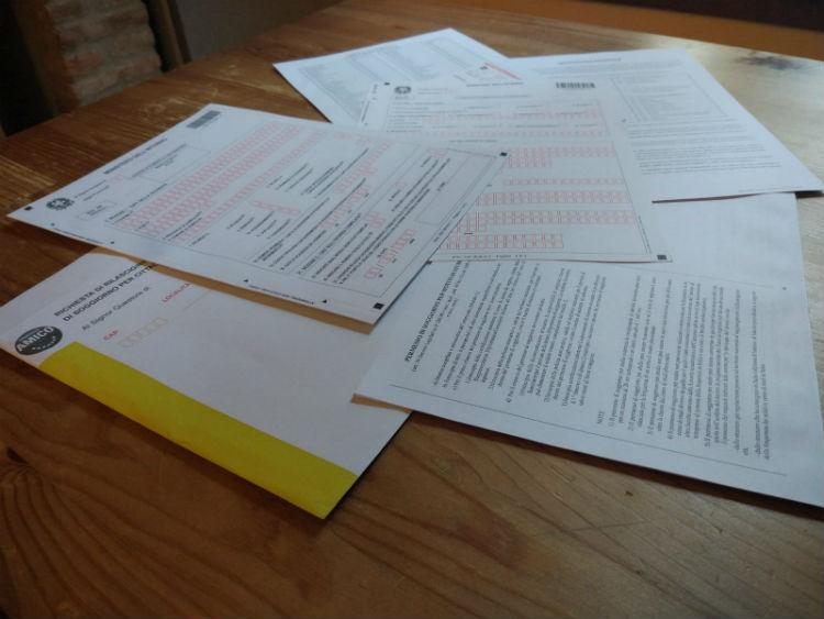 3 meses de Itália: fazendo o permesso di soggiorno