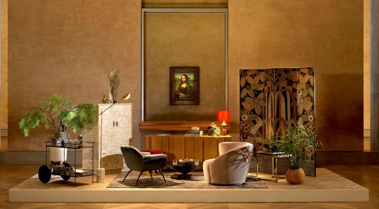 Que tal passar uma noite hospedado no Museu do Louvre?