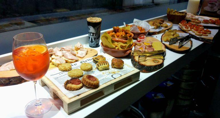 O que é e como funciona o aperitivo italiano