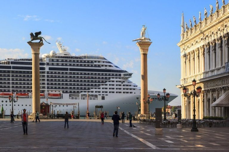 Finalmente, uma solução para os cruzeiros em Veneza