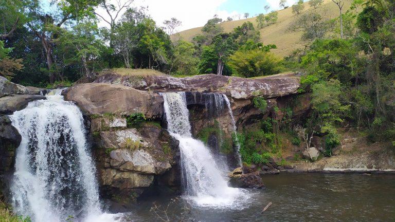 Cachoeira em Cunha: não uma, mas TRÊS para conhecer em uma tarde