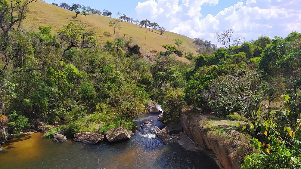 Cachoeiras em Cunha: Desterro