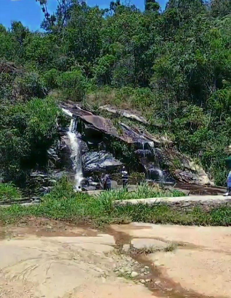 Cachoeiras em Cunha: Mato Limpo
