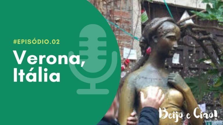 Podcast Beijo e Ciao #02: Uma carta para Julieta