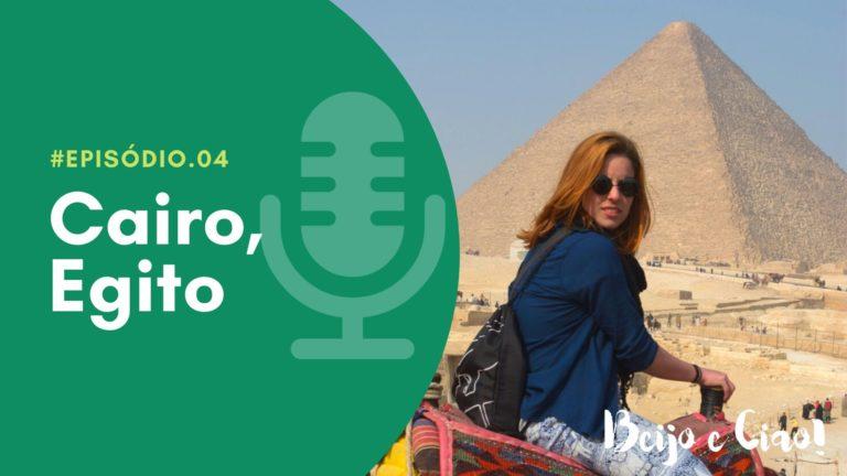 Podcast Beijo e Ciao #04: desenhando o mundo com uma criança palestina no Cairo, no Egito