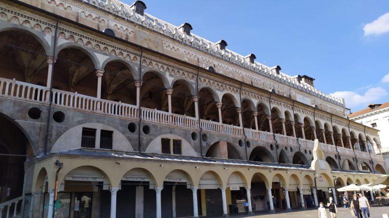 Afrescos feios e astrologia no Palazzo Della Ragione, em Pádua