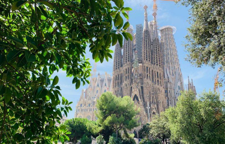 Sagrada Família em Barcelona: tudo é divino, tudo é maravilhoso