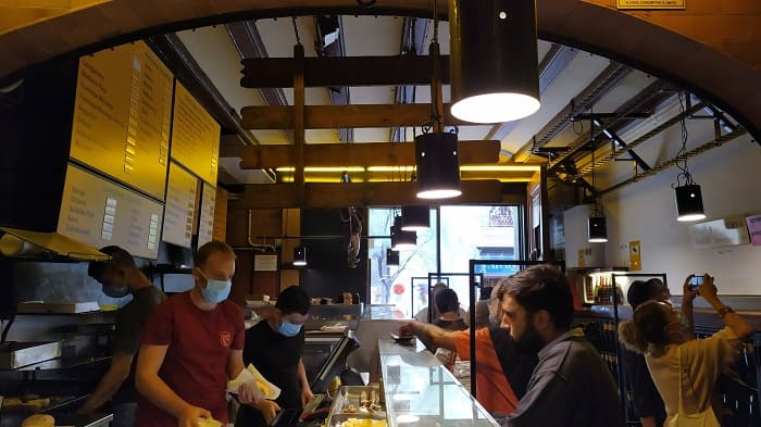 Can Paixano: tapas em Barcelona