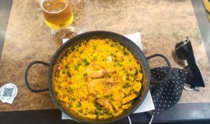 onde comer paella em Barcelona