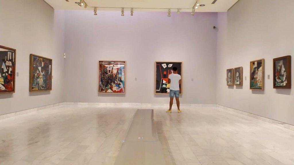 As Meninas no Museu Picasso