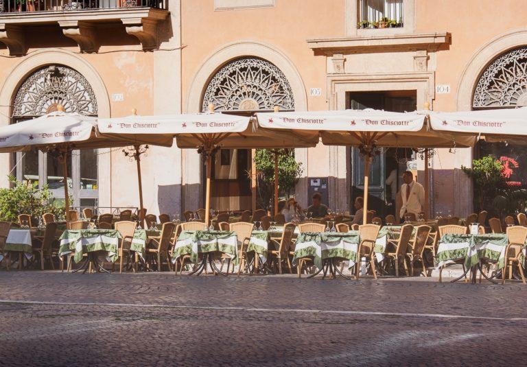 Mais três lugares para comer bem e barato em Roma