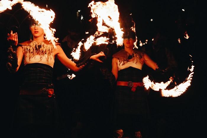 Hogmanay - Ano novo na Escócia