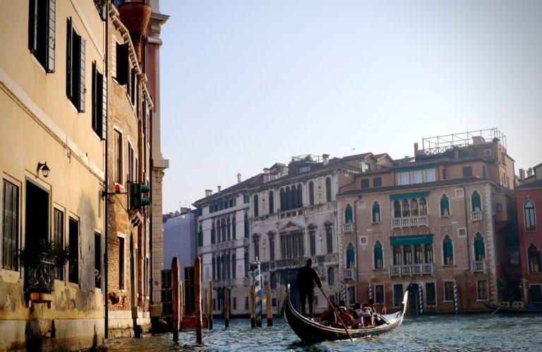 1600 motivos para se apaixonar por Veneza